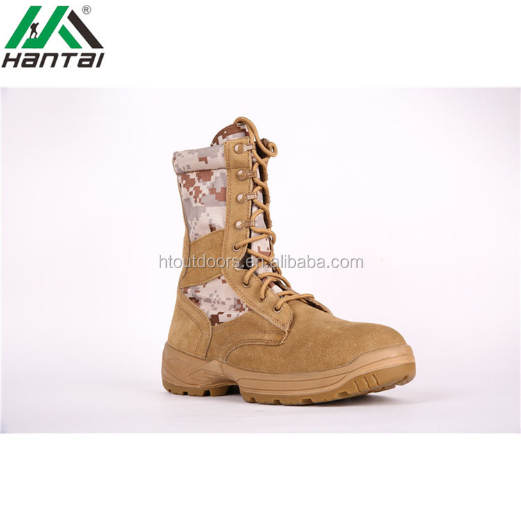 2017 newest tactical army boots and safety shoes digital