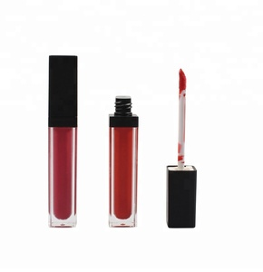 Waterproof Organic Private Label Matte Liquid Waterproof Lipstick Makeup