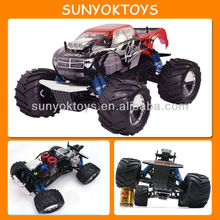 1/8 4WD nitro rc car; Rc Monster Truck ; 28CXP Engine