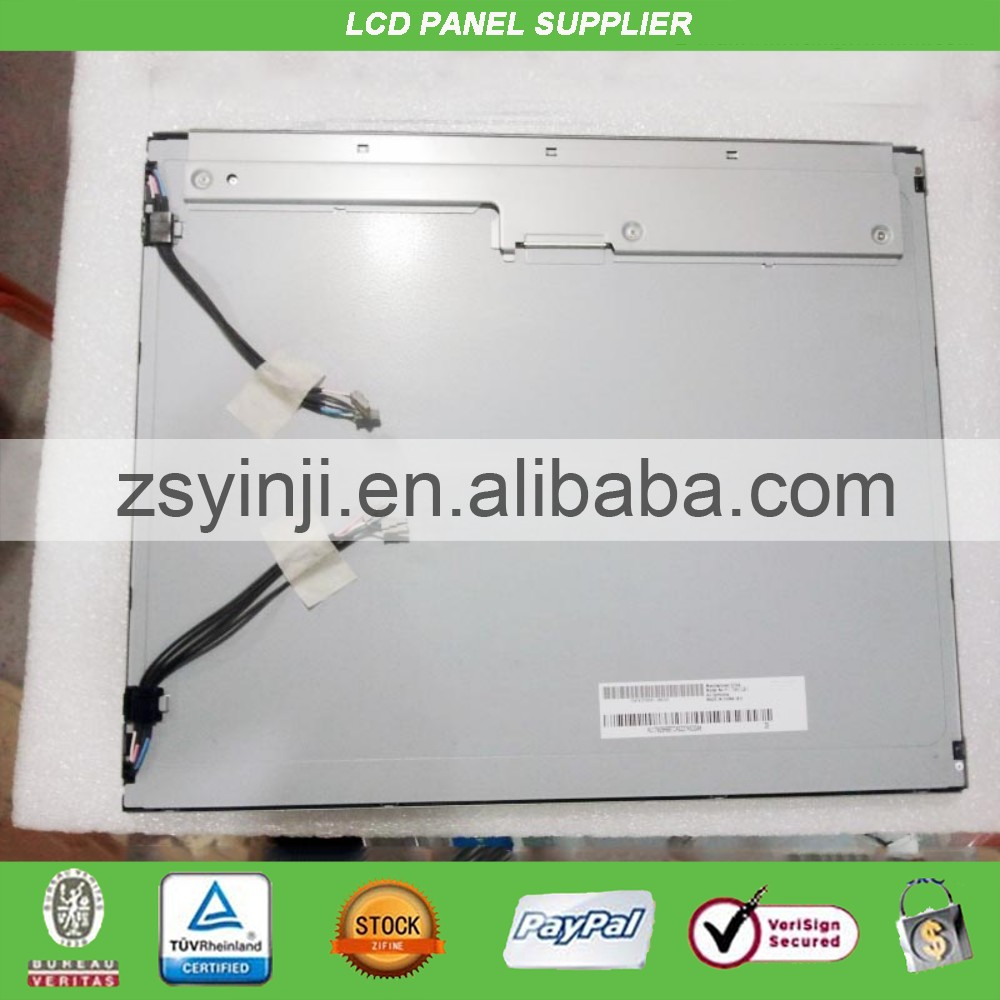 Grade 1280 Rgb*1024 Sxga Led Lcd Screen Fine Quality Optoelectronic Displays 17.0 Inch Lcd Panel M170eg01 Vh Original A