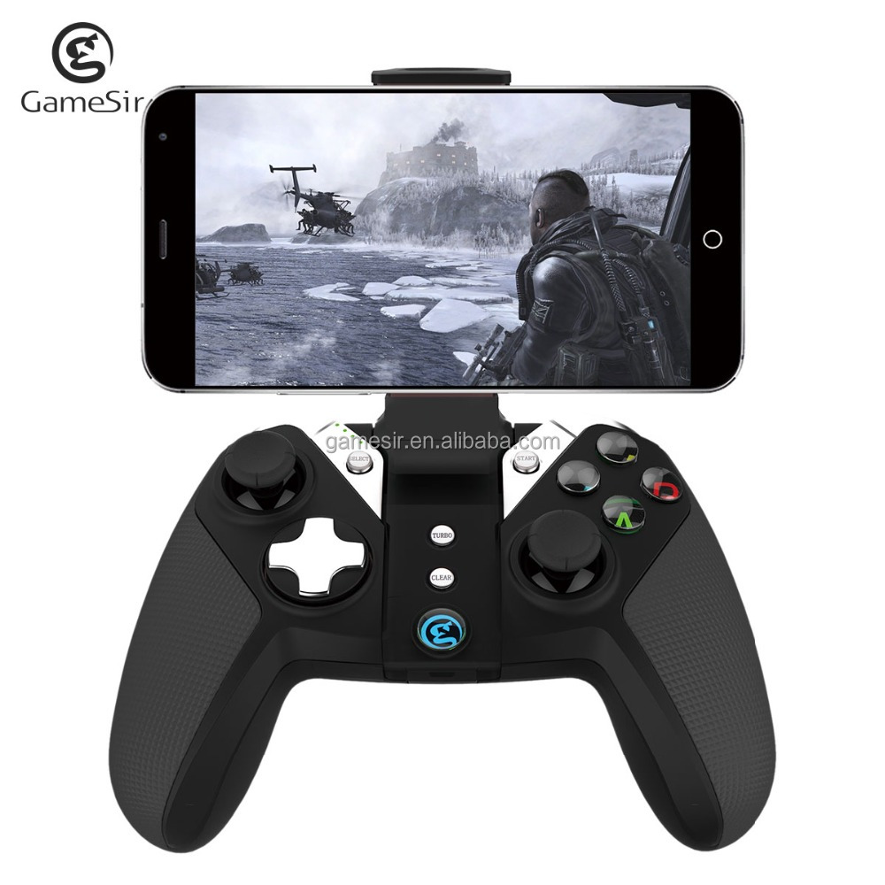 Gamesir G4s Bluetooth4.0 Wireless Gamepad Support Android/PC/IOS with SFC NDS GBA PSP Platforms for Nintendo S8/S8Edge Switch