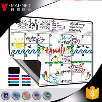 Whole Dry Erase Magnetic School White Board Decorations