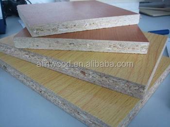 Natural Wood Veneer Faced Particle Board 1220 2440 For Kitchen Board Bedroom Cabinet Board Buy Veneered Particle Board Black Laminated Particle