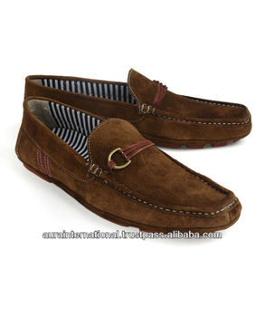 892a3fa9e22 Stylish Loafer Shoes For Men Suede Leather (paypal Accepted) - Buy ...