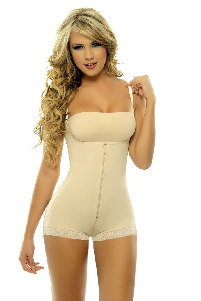 7dee62c223 Get Quotations · Lingerie Body Shaper Women girdle that lifts the bust line  controls the abdo…