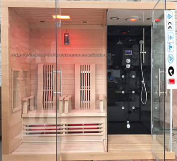 2016 New Steam Shower And Infrared Sauna House Combinations