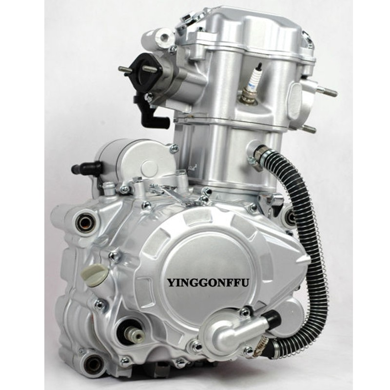 Zongshen Engine 150cc  200cc  250cc  300cc Water Coolingfor Motorcycle  Three Wheel Cargo Tricycle