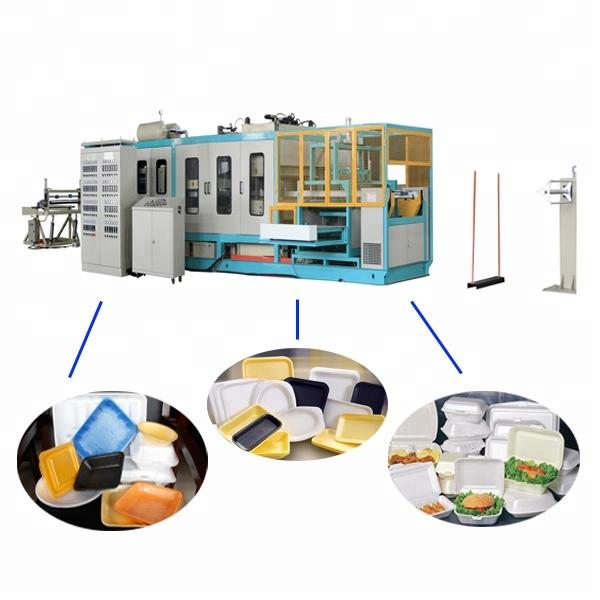 HEXING PS Foam Plate Machine