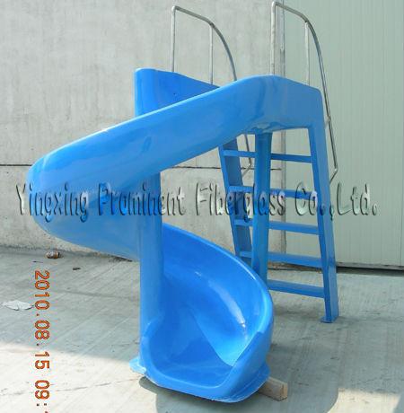 Custom fiberglass slides for private swimming pool buy fiberglass slide for private fiberglass - Toboganes para piscinas baratos ...