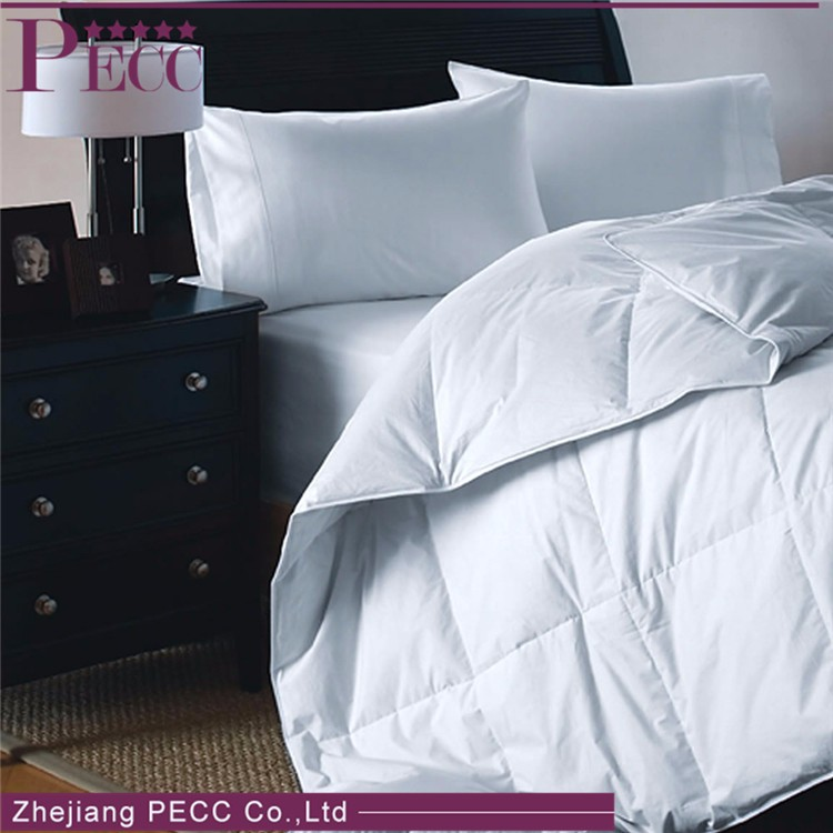 New Products On China Market Luxury Fiber Bedding Quilt