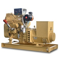 BV/CCS/ABS 40Kw~800Kw marine diesel generator with cummins engine prime power type and emergency type