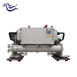 477KW Pharmaceutical/Food/Plastic/Chemical industry water chiller
