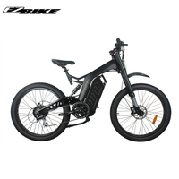 Fat tire electric bike cruiser carbon bike bicycle
