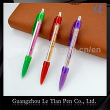 Tailored Natural Color Banner Pens For Promotion