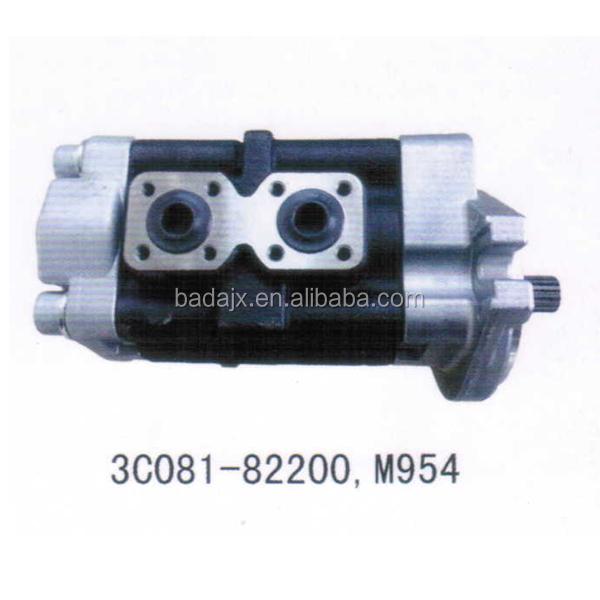Kubota Tractor Hydraulics Troubleshooting : Kubota l tractor hydraulic pump t