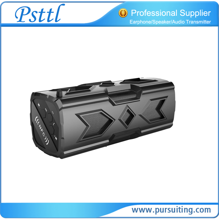 PT-390L 3600MAH Power bank IPX4 Waterproof Travel Sport Amazon Hot Sell Outdoor Bluetooth Speaker