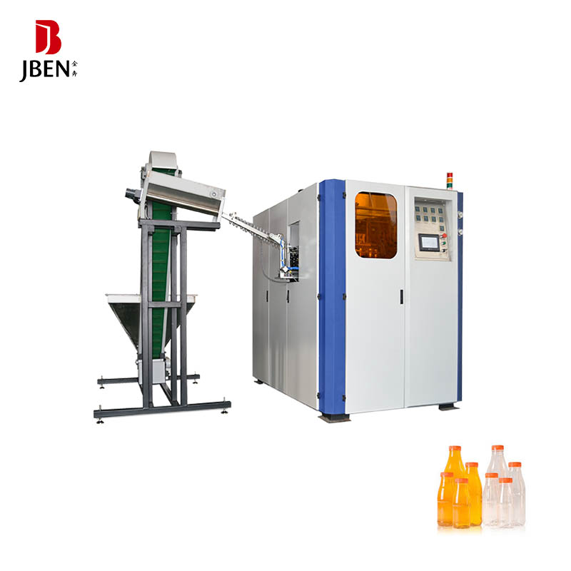 Fully Automatic High Speed Edible Oil Plastic Tank Blow Moling Machine Prices India