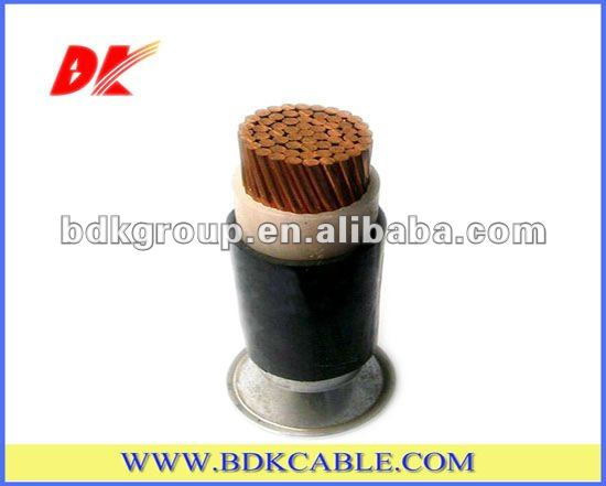 Low Voltage XLPE Insulated Electric Wire and Power Cable