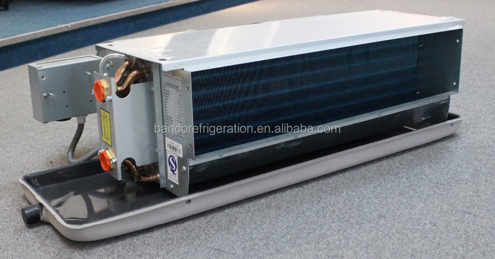 Chilled Water Ceiling Cassette Type Fan Coil Unit Price