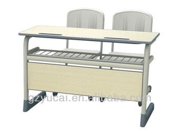 Double School Desk And Chairs Buy Desk And Chairs Student Table And Chairs