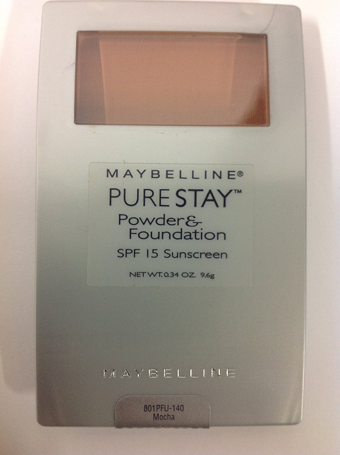 Pure Stay Powder Foundation by Maybelline #14