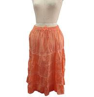 Ankle Length Bohemian Long Skirt