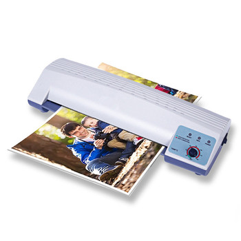 Competitive DIY Custom 230mm A4 Hot Laminating Machine Pouchlaminatorfor Wedding Prography Office