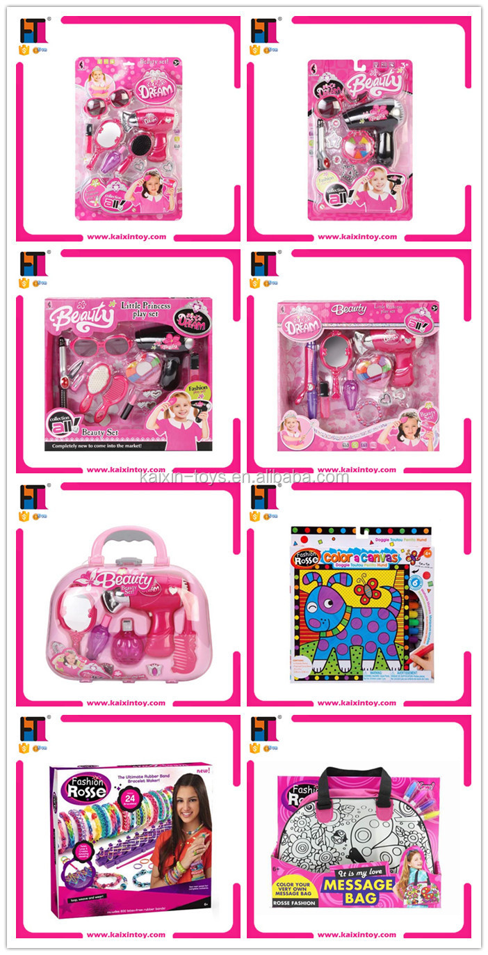 Toys For Girls Product : Battery operated girls hair beauty set toys for