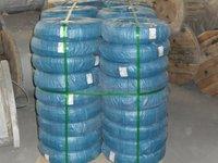 Factory Supplier galvanized/ungalvanized steel wire rope 8mm 10mm 12mm