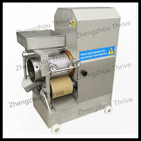 Long service time Shrimp shell machine for pick shrimp meat/shrimp meat process machine