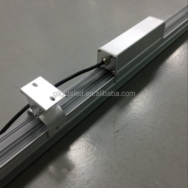 RGB IP65 24w LED Wall Washer Light For Building Lighting