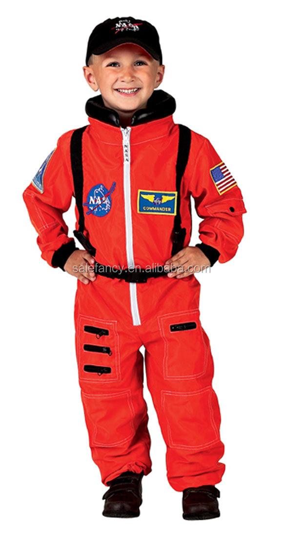 Plus Size Fancy Dress Adult And Kids Space Astronaut Flight Suit Costume  Qkc-2008 - Buy Flight Suit,Astronaut Costume,Space Suit Costume Product on  ...