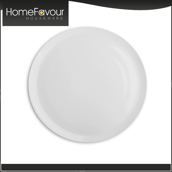 Homeware Restaurant Heated White Crockery Dinner Plates