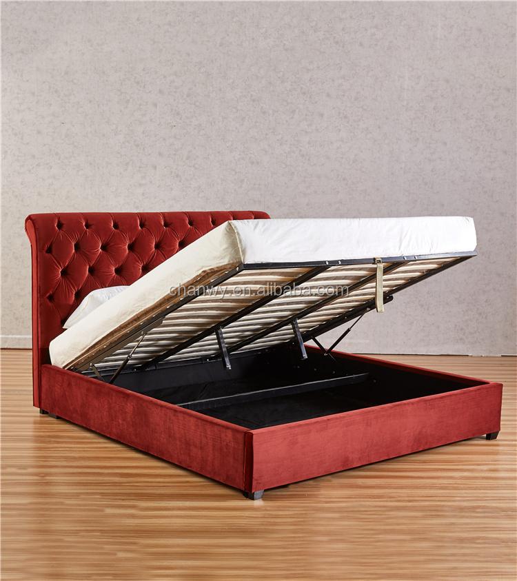 Finden Sie Hohe Qualität Bett Mit Kopfteil Hersteller und Bett Mit ...