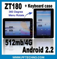 10 inch ZT180 MID Android 2.2