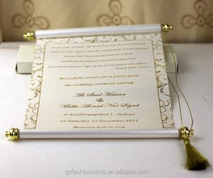 scroll wedding invitations scroll wedding invitations suppliers and