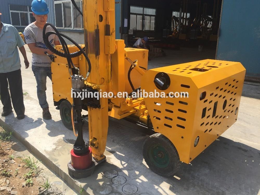 concrete core catcher drilling machine
