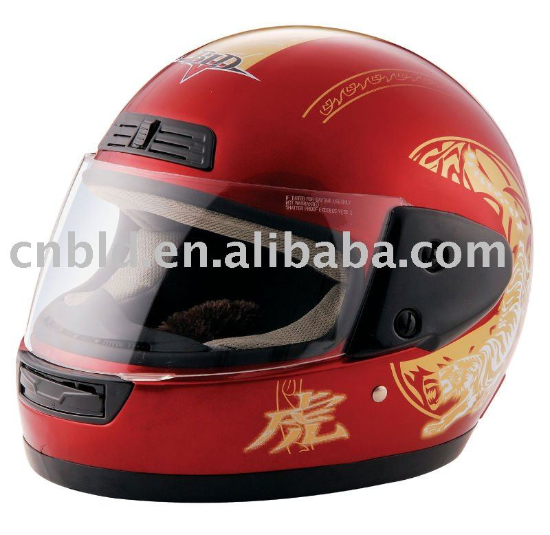 Cheap price full face motorcycle helmet BLD-829