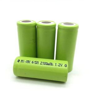 4/5a nimh 2100mah rechargeable battery 1.2v pack 7.2v for doll toys