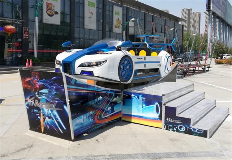 Zhengzhou Cheery взрослых детей аттракционов Электрический скорость автомобиля мини летающий автомобиль ездить на трек
