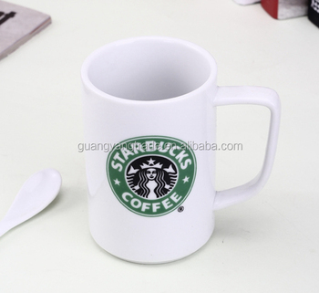 wholesale starbucks ceramic coffee mugs porcelain cup made in china