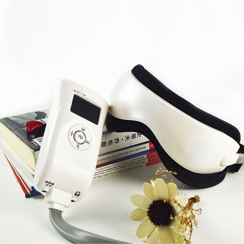 Factory Wholesale Electric Eye Massager Relief heat