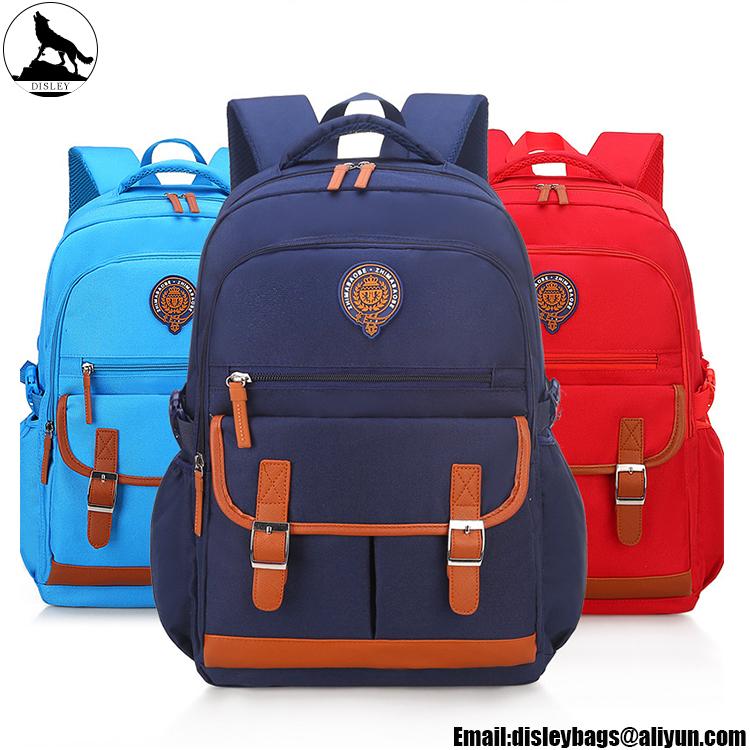 a661012174 Wholesale latest style children backpack waterproof nylon kids school bags
