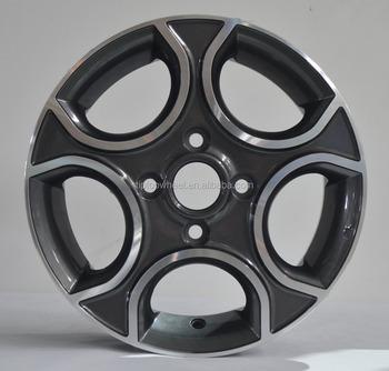 5 Gat Lichtmetalen Velgen 18 Inch Black Machine Gezicht Auto Wielen Voor 2016x5x6 M Atv Carparts Buy Auto Wielencarpartswielen Product On