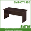New design high quality coffee wood office table