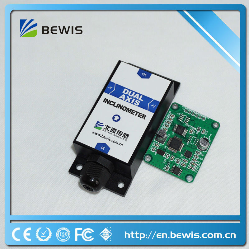 0-10v Output Analog Sensor Voltage Dual Axis Inclinometer