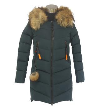 81bbe6582 lace up in 9fe5c 04eef europe matelasse winter fur hooded snow coat ...