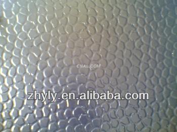 En Relief T 244 Le D Aluminium Avec Motif Stuc Et Pebble T 244 Le