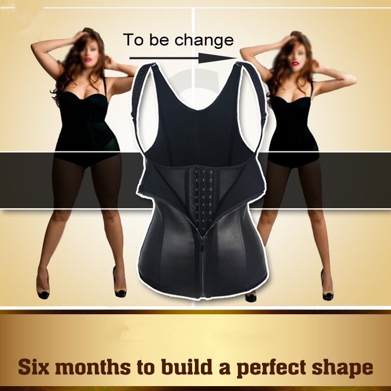 Top Selling Ultra Sweat Shirt Neoprene Body Shaper Slimming Vest For Men 16
