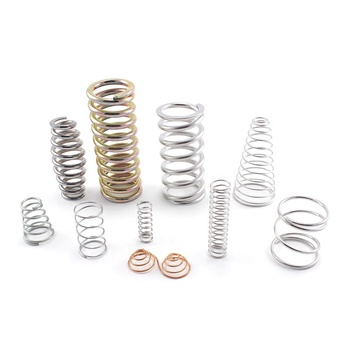 Factory direct sales custom Stainless Steel helical coil compression Spring